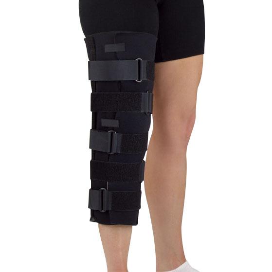 Cutaway Knee Immobilizer